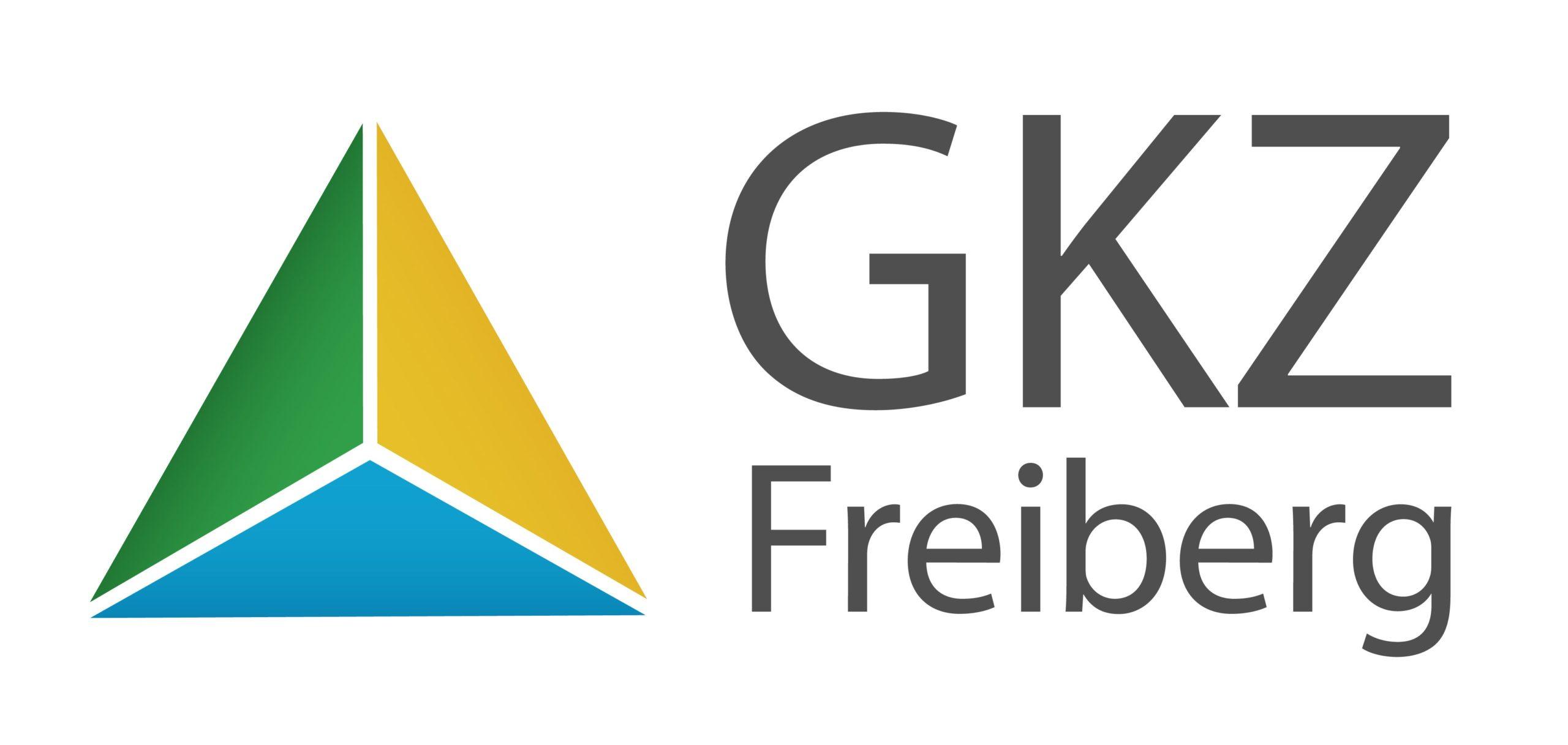 Das Logo des Geokompetenzzentrums Freiberg